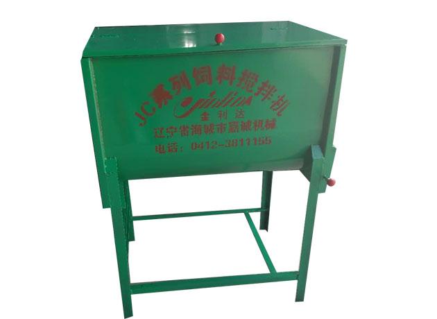 卧式饲料拌料机生产